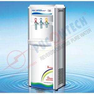 Máy lọc nước pucomtech ca3rouv 3 vòi nóng lạnh nguội