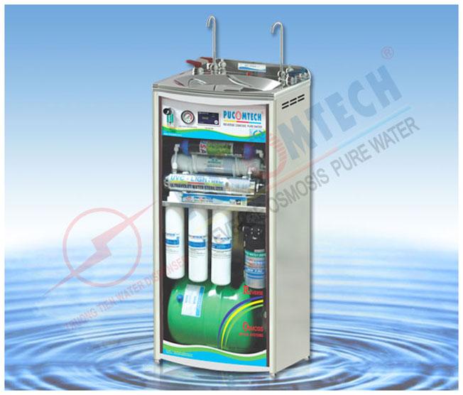 Máy lọc nước pucomtech ttce15hcrouv 2 vòi nóng lạnh
