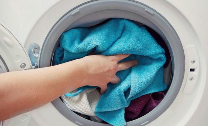 giặt tối đa công suất máy giặt để tiết kiệm nước