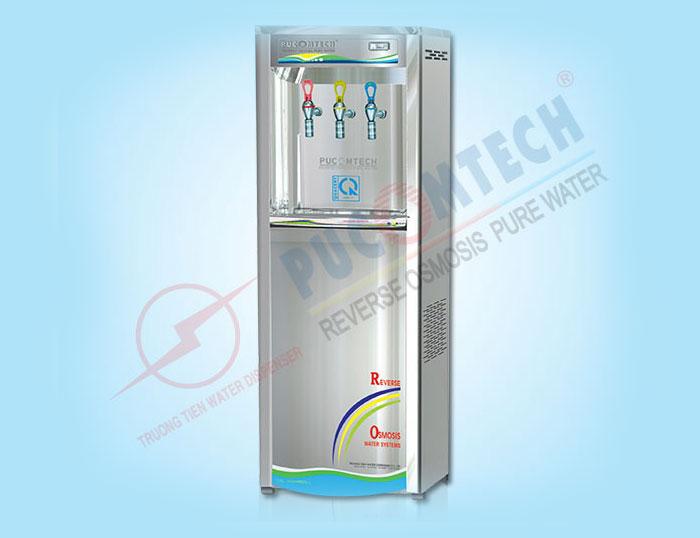 Máy lọc nước 3 vòi nóng nguội lạnh NewCAH3ROUV